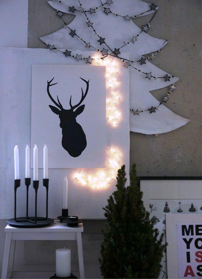 Χριστουγεννιάτικος στολισμός σε σκανδιναβικό στυλ19