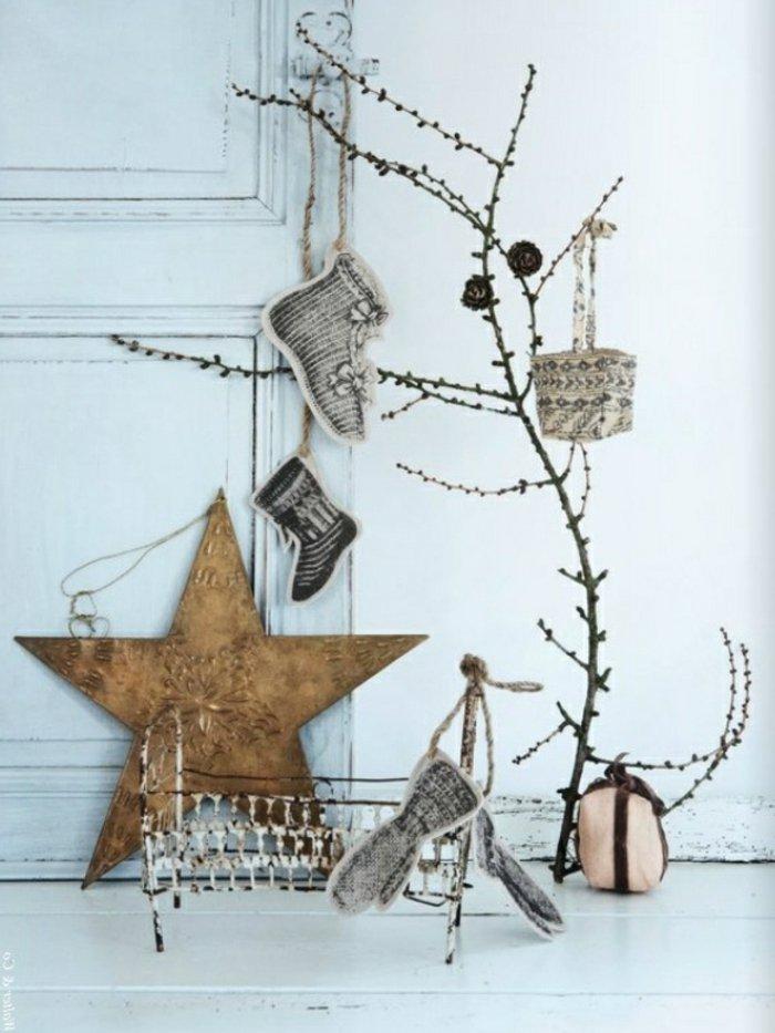 Χριστουγεννιάτικος στολισμός σε σκανδιναβικό στυλ23