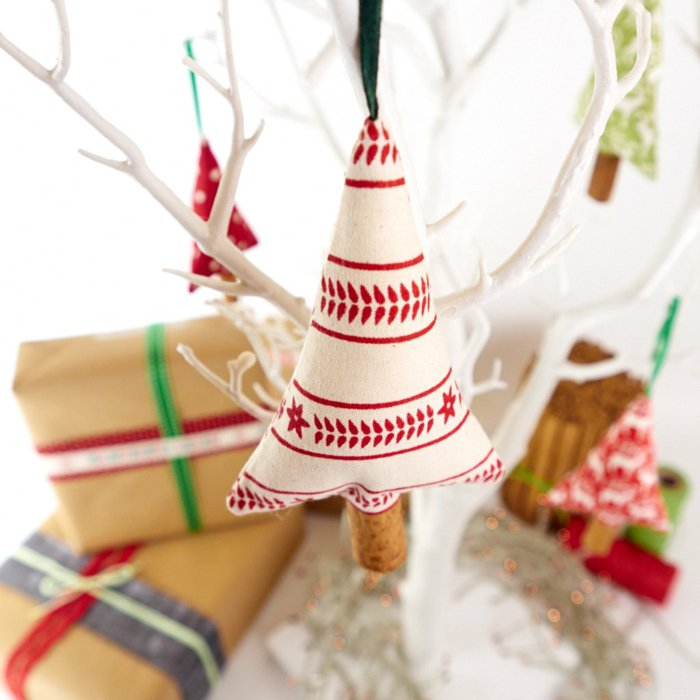 Χριστουγεννιάτικος στολισμός σε σκανδιναβικό στυλ28