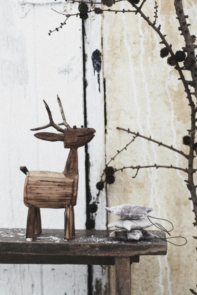 Χριστουγεννιάτικος στολισμός σε σκανδιναβικό στυλ32