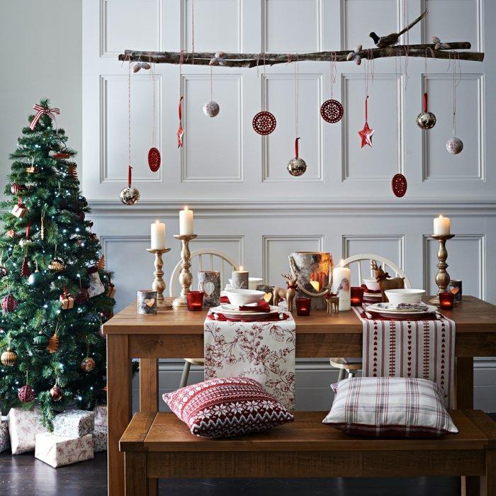 Χριστουγεννιάτικος στολισμός σε σκανδιναβικό στυλ34