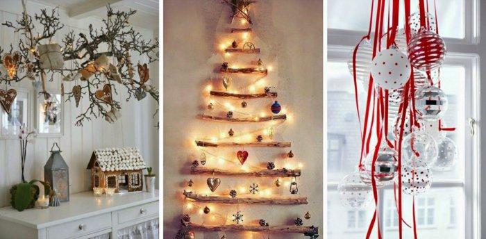 Χριστουγεννιάτικος στολισμός σε σκανδιναβικό στυλ38