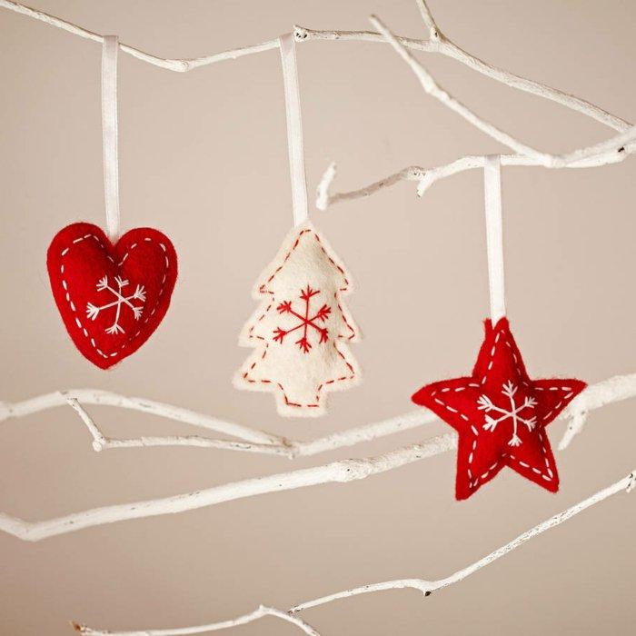 Χριστουγεννιάτικος στολισμός σε σκανδιναβικό στυλ40