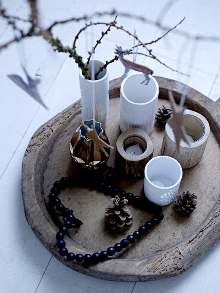 Χριστουγεννιάτικος στολισμός σε σκανδιναβικό στυλ9