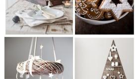 ιδέες για λευκές χριστουγεννιάτικες διακοσμήσεις10