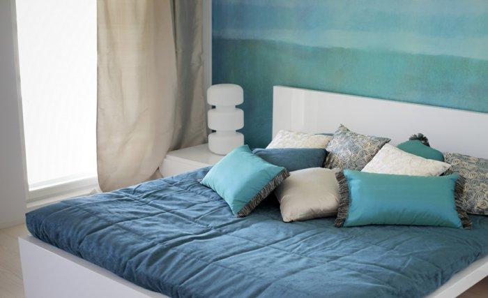 ιδέες για συνδυασμό χρωμάτων στην κρεβατοκάμαρας2