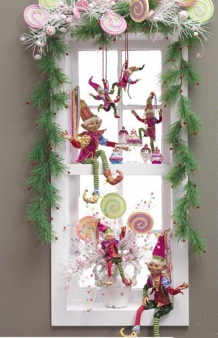 χριστουγεννιάτικες ιδέες διακόσμησης για τα δωμάτια των παιδιών10