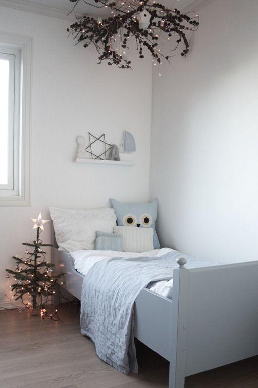 χριστουγεννιάτικες ιδέες διακόσμησης για τα δωμάτια των παιδιών11