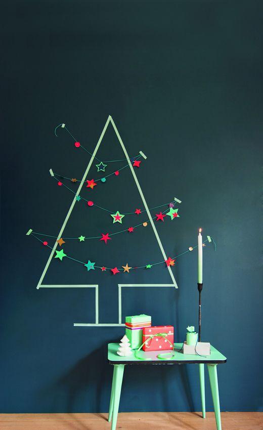 χριστουγεννιάτικες ιδέες διακόσμησης για τα δωμάτια των παιδιών17