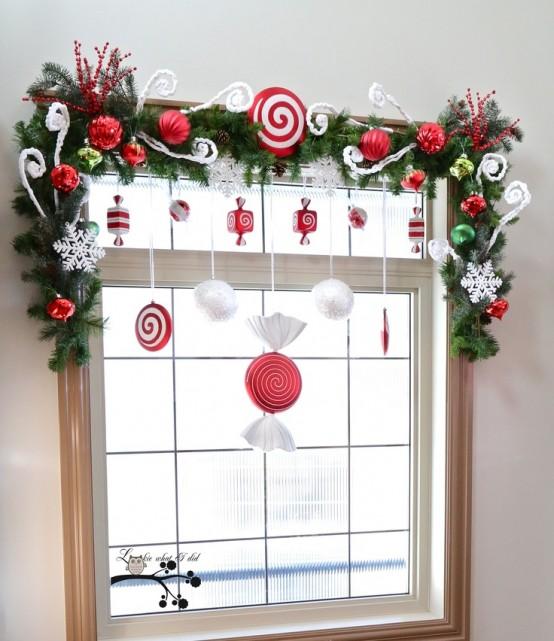 χριστουγεννιάτικες ιδέες διακόσμησης για τα δωμάτια των παιδιών18