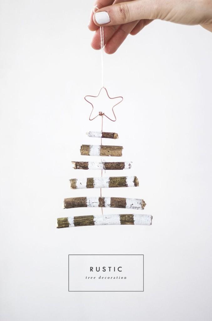 DIY διακοσμήσεις Χριστουγέννων12