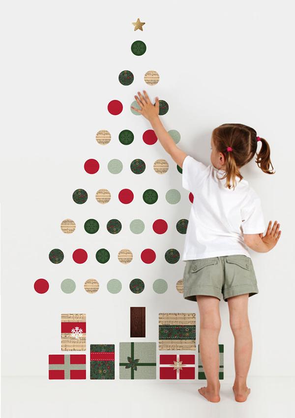 DIY διακοσμήσεις Χριστουγέννων27