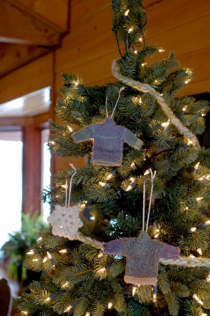 DIY διακοσμήσεις Χριστουγέννων35
