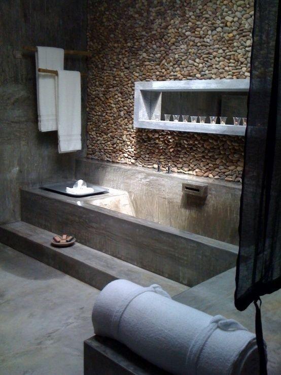 Μπετόν στο μπάνιο ιδέες11