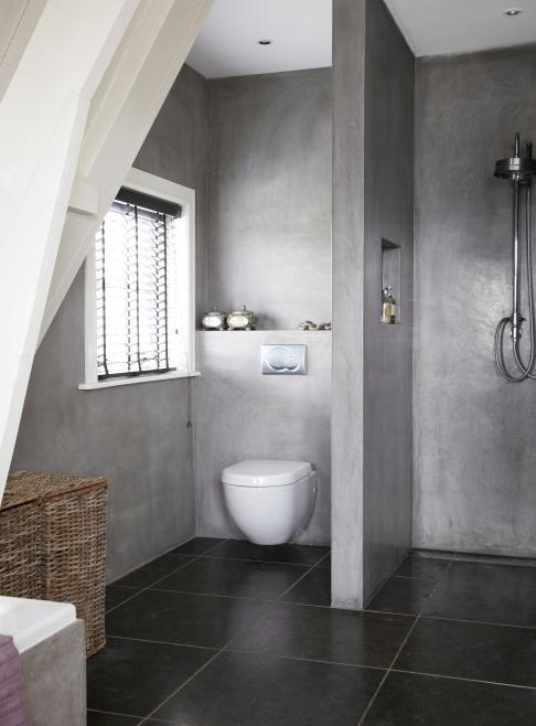 Μπετόν στο μπάνιο ιδέες22