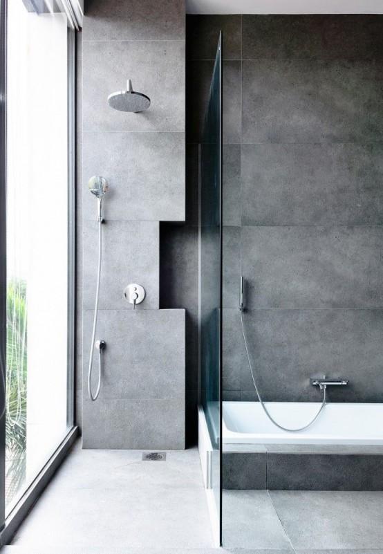 Μπετόν στο μπάνιο ιδέες28