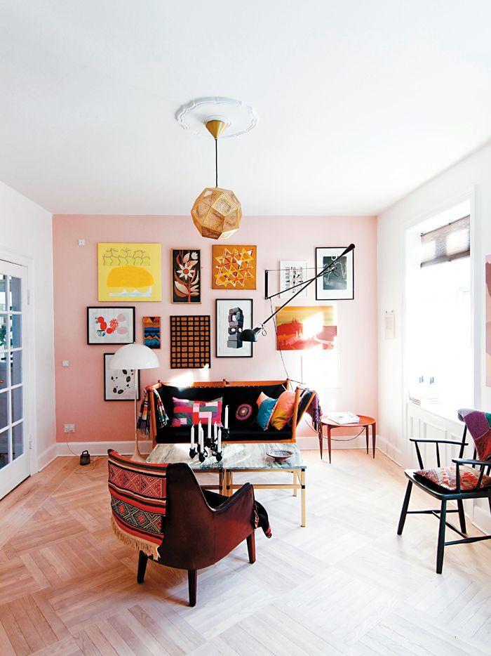 Ροδακινί χρώμα ιδέες33