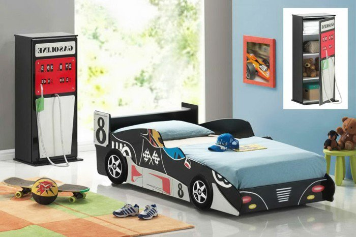Car beds for your child's room22