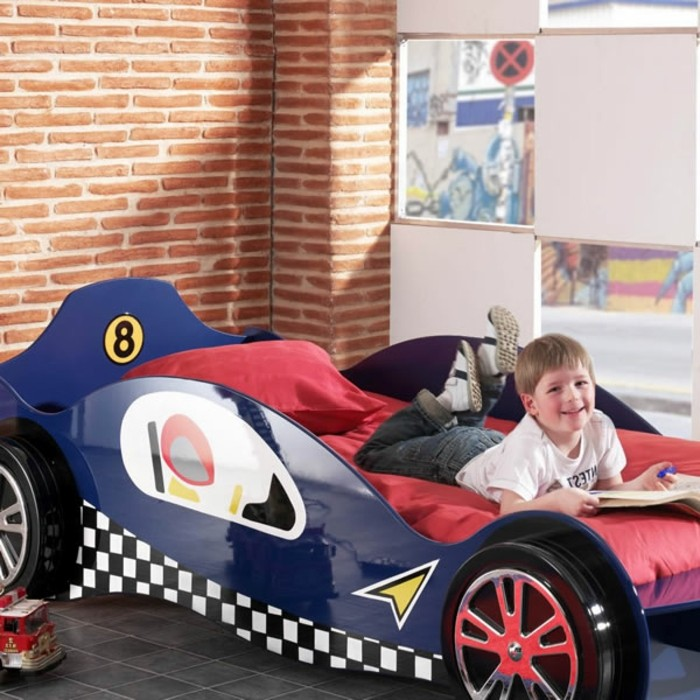 Car beds for your child's room24