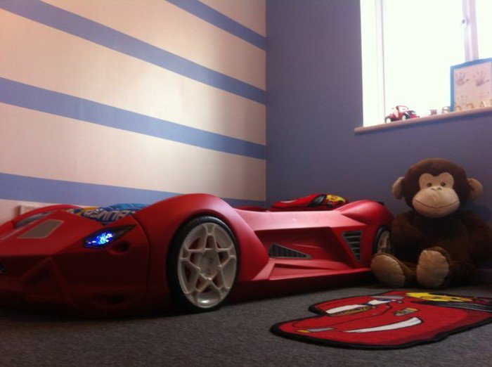 Car beds for your child's room28