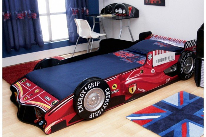 Car beds for your child's room4