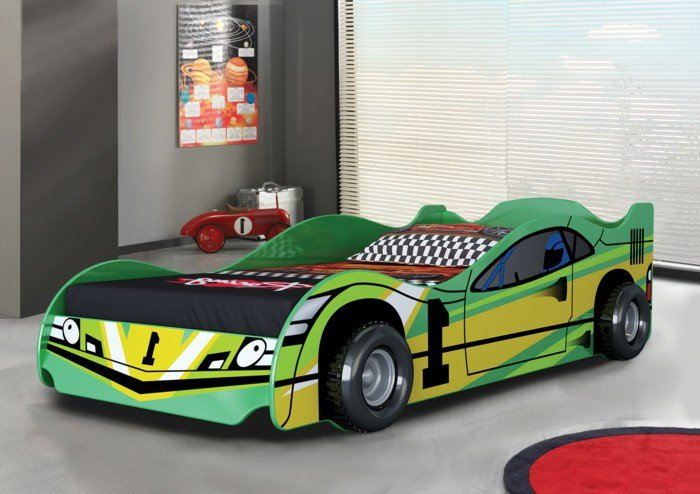 Car beds for your child's room7