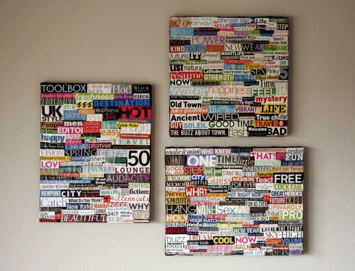 Diy ιδέες ανακύκλωσης από περιοδικά4