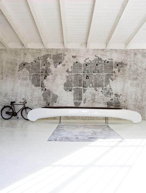 ιδέες για διακόσμηση με χάρτες12