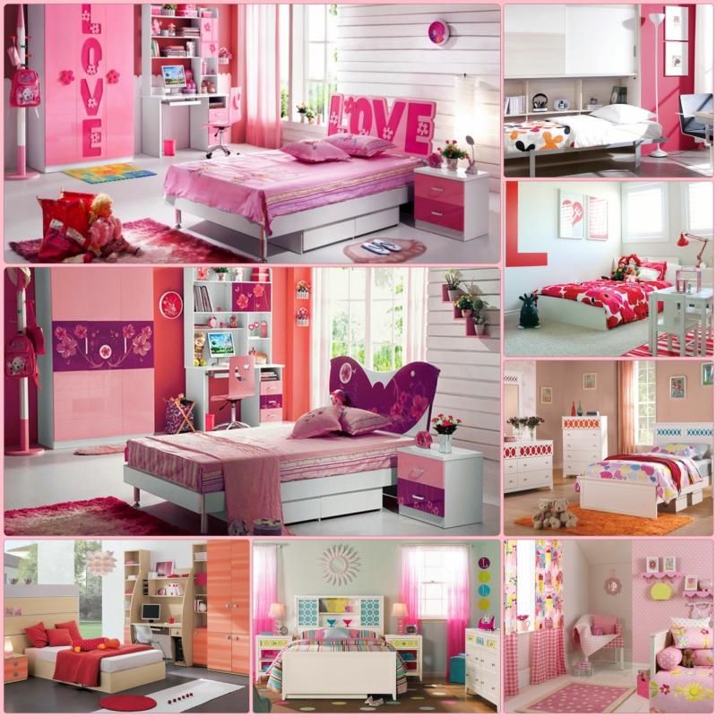 ιδέες για κοριτσίστικα δωμάτια