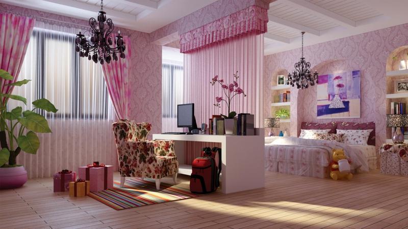 ιδέες για κοριτσίστικα δωμάτια17