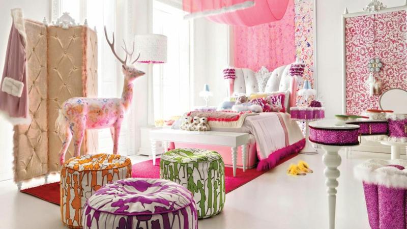 ιδέες για κοριτσίστικα δωμάτια3