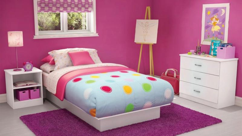 ιδέες για κοριτσίστικα δωμάτια41