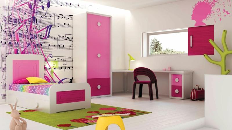 ιδέες για κοριτσίστικα δωμάτια5