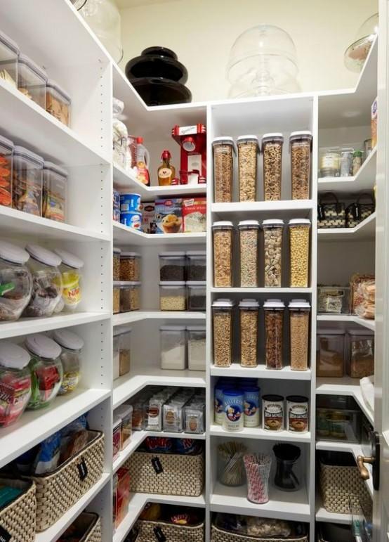 οργάνωση ντουλαπιών αποθήκευσης τροφίμων14