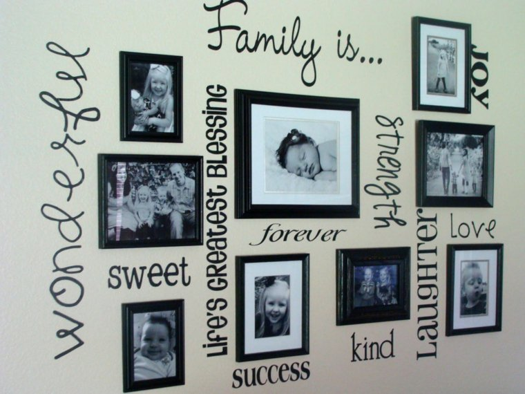 creative ideas to display pictures17