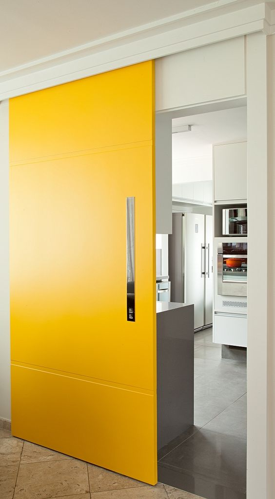 ιδέες με συρόμενες πόρτες18