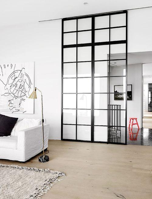 ιδέες με συρόμενες πόρτες29