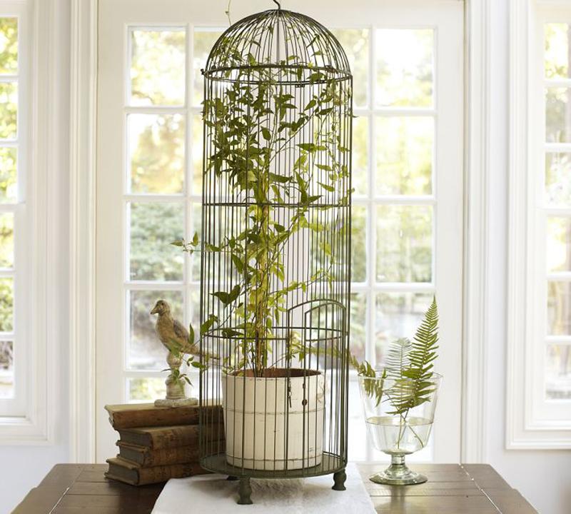 κλουβιά πουλιών στην εσωτερική διακόσμηση12