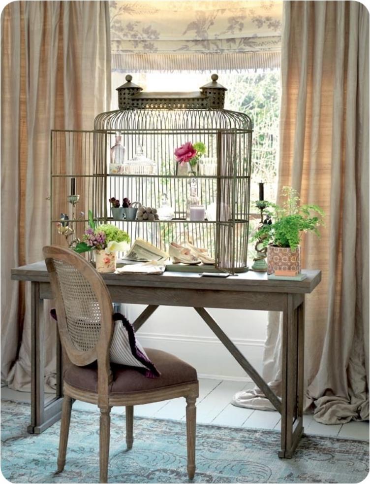 κλουβιά πουλιών στην εσωτερική διακόσμηση27