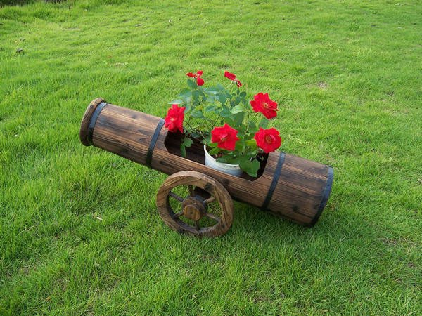 DIY διακοσμήσεις κήπου1