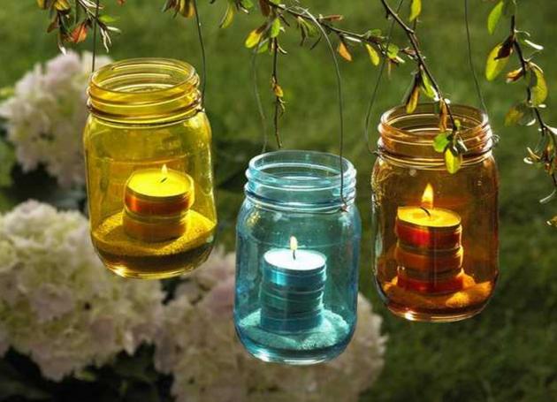 DIY διακοσμήσεις κήπου14