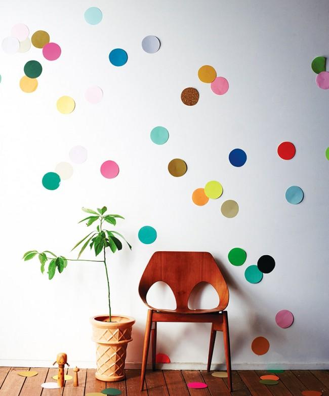Πρωτότυπες ιδέες για τη διακόσμηση τοίχων18