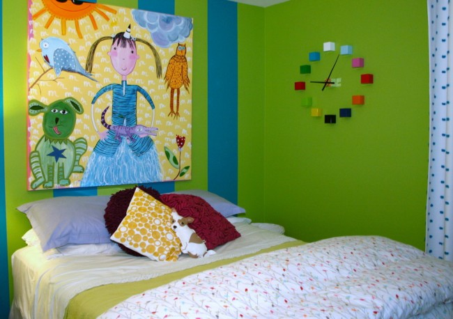 Πρωτότυπες ιδέες για τη διακόσμηση τοίχων21