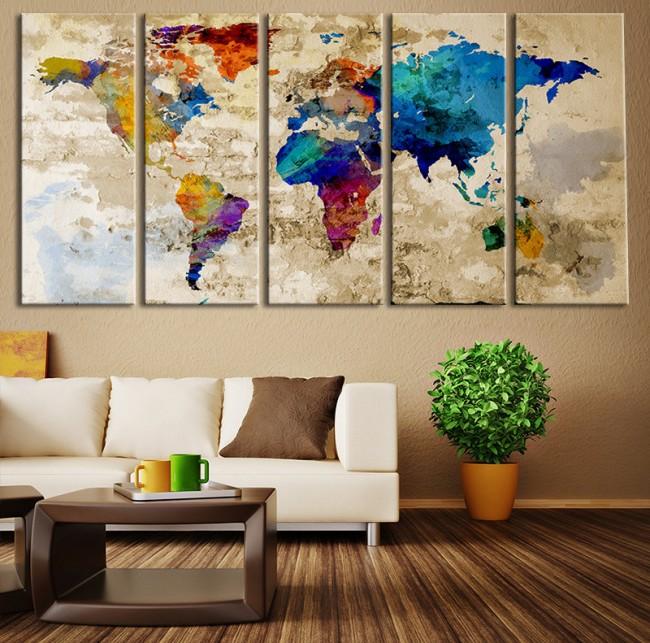 Πρωτότυπες ιδέες για τη διακόσμηση τοίχων26