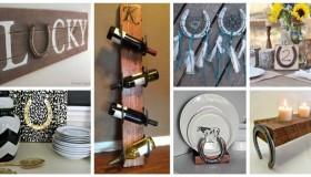 DIY κατασκευές από πέταλα αλόγου