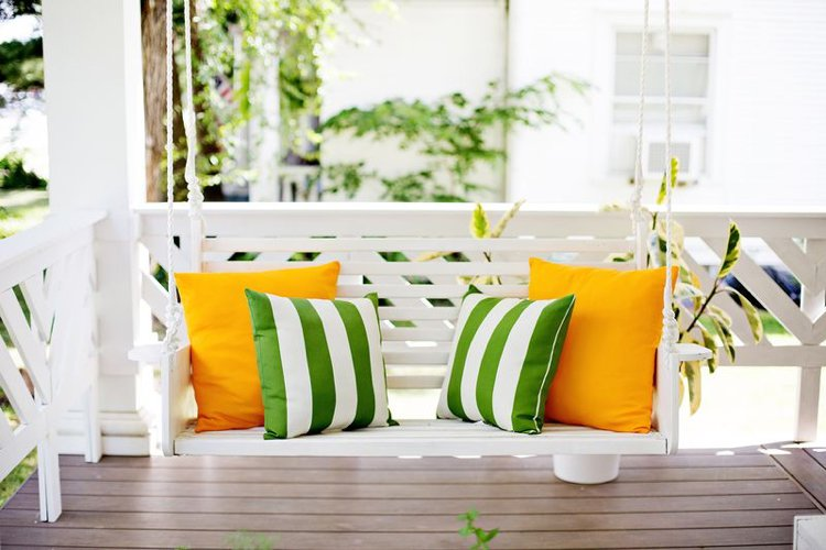 Diy φθηνά έπιπλα κήπου