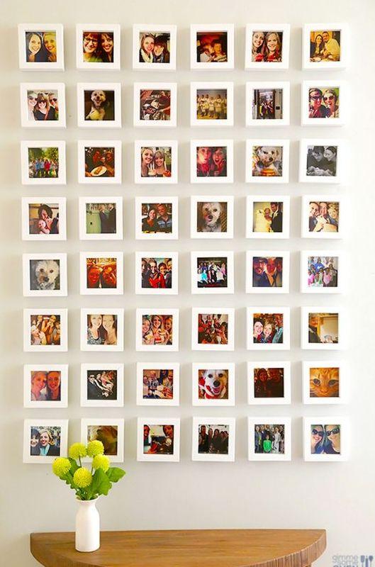 ιδέες για Instagram Gallery ντεκόρ τοίχου21