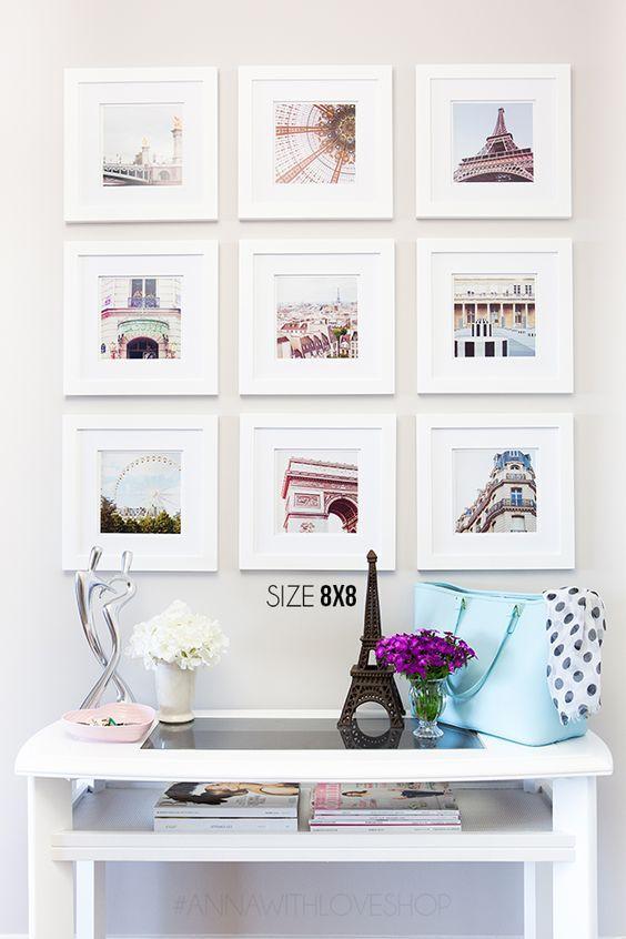 ιδέες για Instagram Gallery ντεκόρ τοίχου3