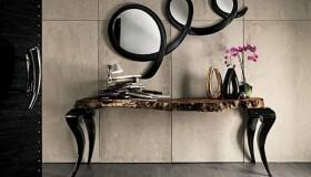 κομψά σχέδια καθρεπτών τοίχου3