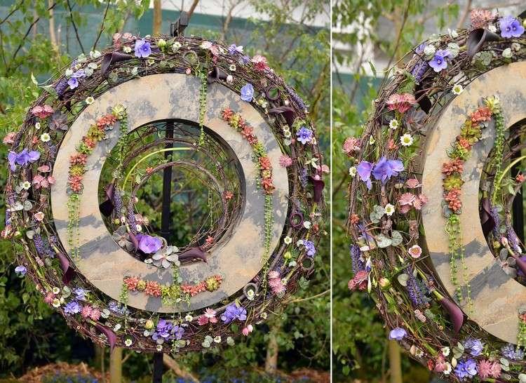 Μοντέρνα γλυπτική κήπου14